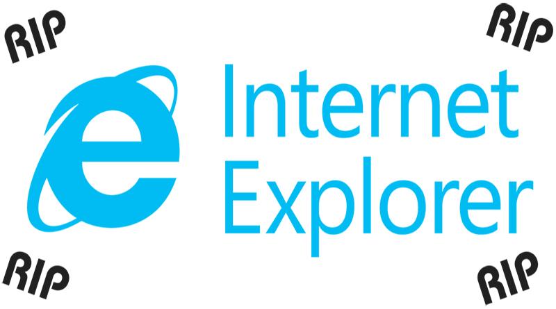 Support Ende bei Internet Explorer 8, 9 und 10